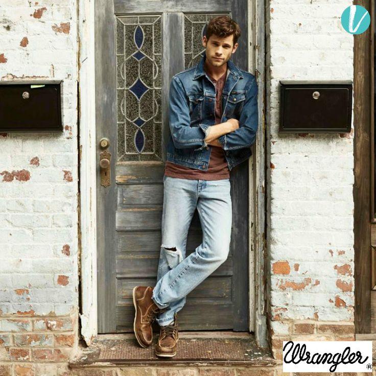 "Shop for your favourite winter collection from Wrangler only on Vilara! Shop here:https://goo.gl/vz5Gq0 #wrangler #menswear #winter #westernwear #premium #vilara"""