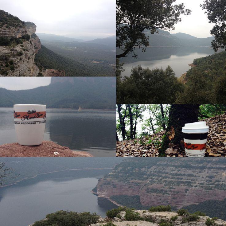 Hoy la taza viajera se encuentra en … Vilanova de Sau, lugar perfecto para disfrutar del medio ambiente y relajarte. Así que si no sabéis que hacer este finde y tenéis ganas de desconectar es un lugar perfecto.  Si queréis además hacer una ruta entrar en: http://bit.ly/1u20l0h dónde os explicamos la ruta que hizo la taza viajera.  ¡Buen fin de semana CAFÉ-TÉ-ROS!   #vilanovadesau