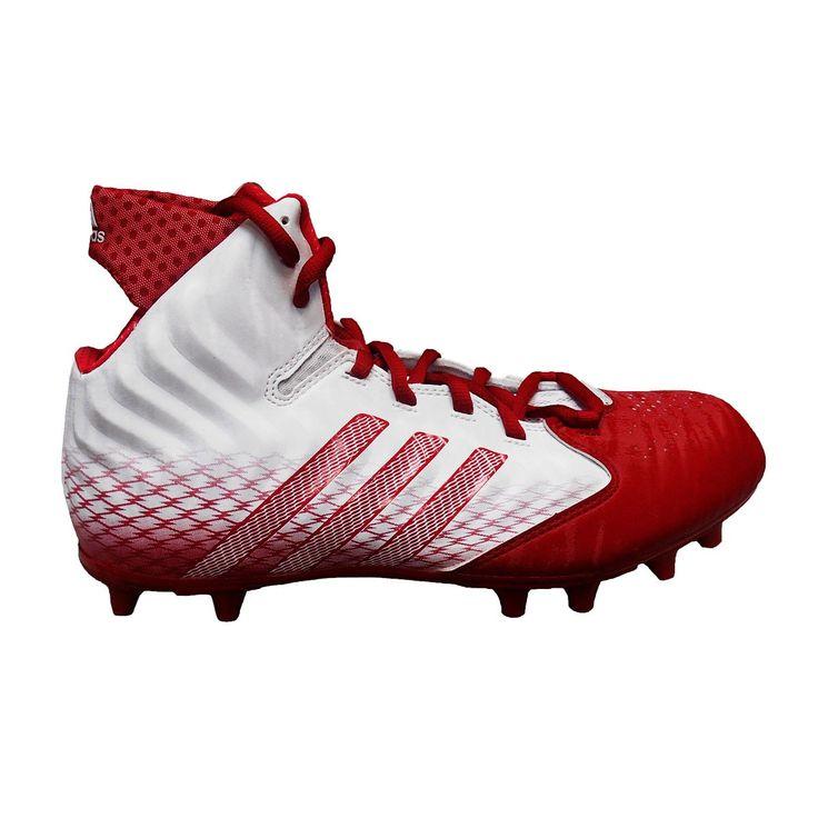 adidas NastyQuick Wide Football Cleats