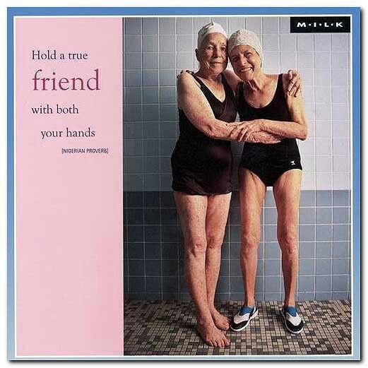 M.I.L.K. cards / Friends