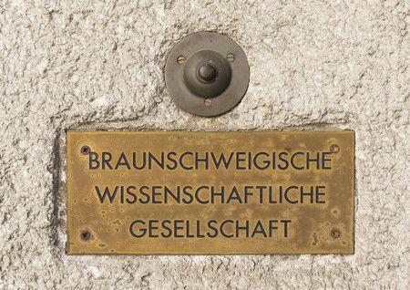 BWG - Braunschweigische Wissenschaftliche Gesellschaft