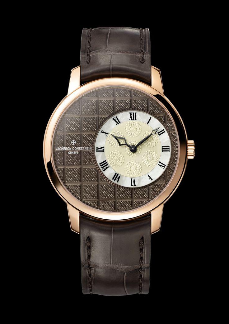 "Métiers d'Art ""Elégance Sartorial"". The exclusive watches collection by #VitaleBarberisCanonico and #VacheronConstantin #CraftingEternity #EleganceSartoriale"