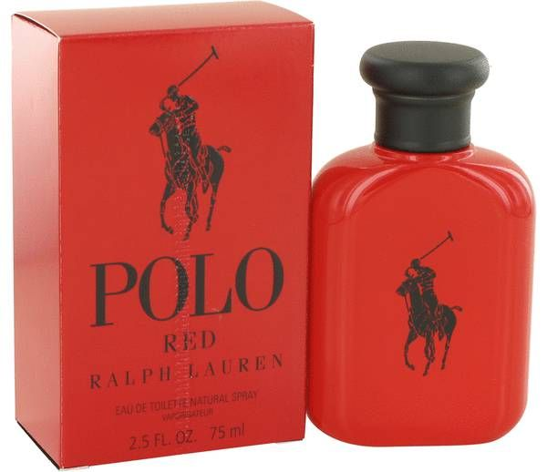 Rapidly moving up the list of my favorites.  Polo Red Cologne