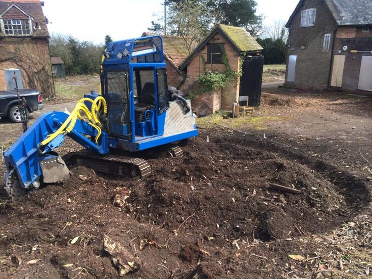 proper big stump grinder hire? - Arbtalk.co.uk | Discussion Forum for Arborists