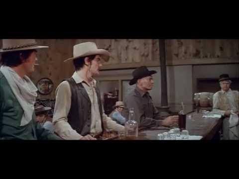Westworld Yul Brynner bar scene - YouTube