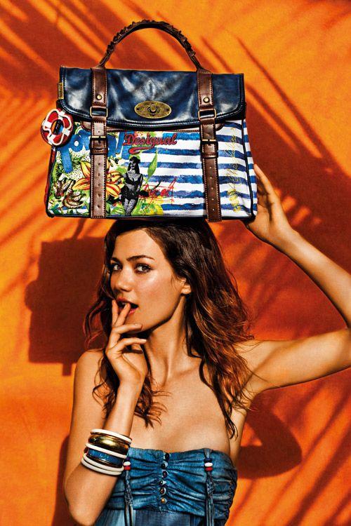 Desigual New collection 2013 for women, handbag