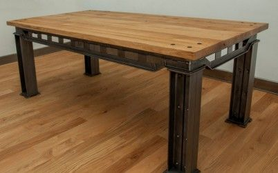 Wagon dining table