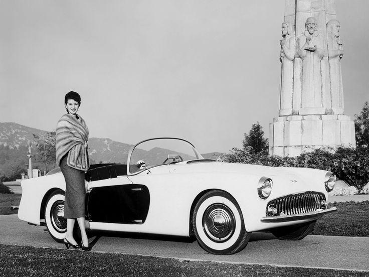 Retrophile — danismm:   The 1955 Kurtis – Custom Sports Rod