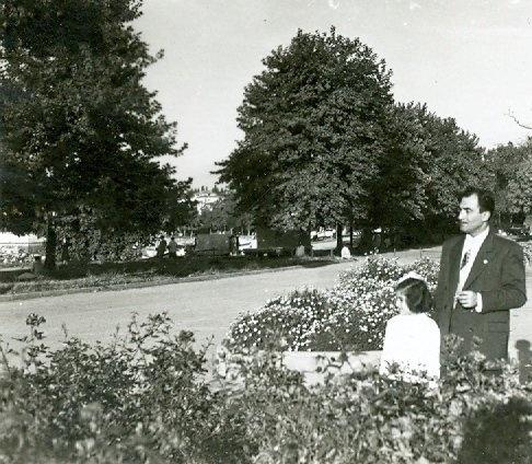 Fenerbahçe Parkı, 1960'lar.