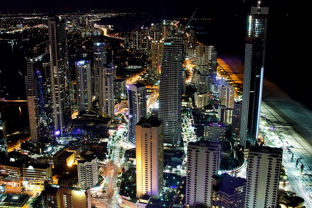 Gold Coast City from SkyPoint by labtamg