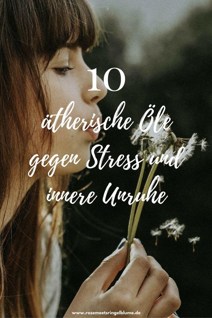 Ätherische Öle gegen Stress können sehr effektiv sein. Sie beruhigen den Geist und helfen dem Körper, schneller zu entspannen - adé Stress.