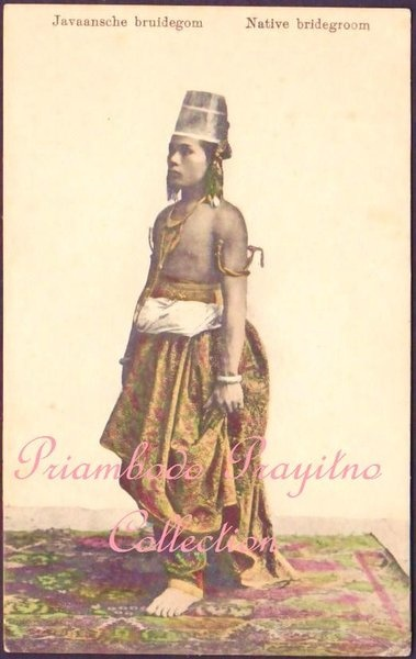 The Javanese Groom of Yogyakarta Kassian Cephas (1845-1912)