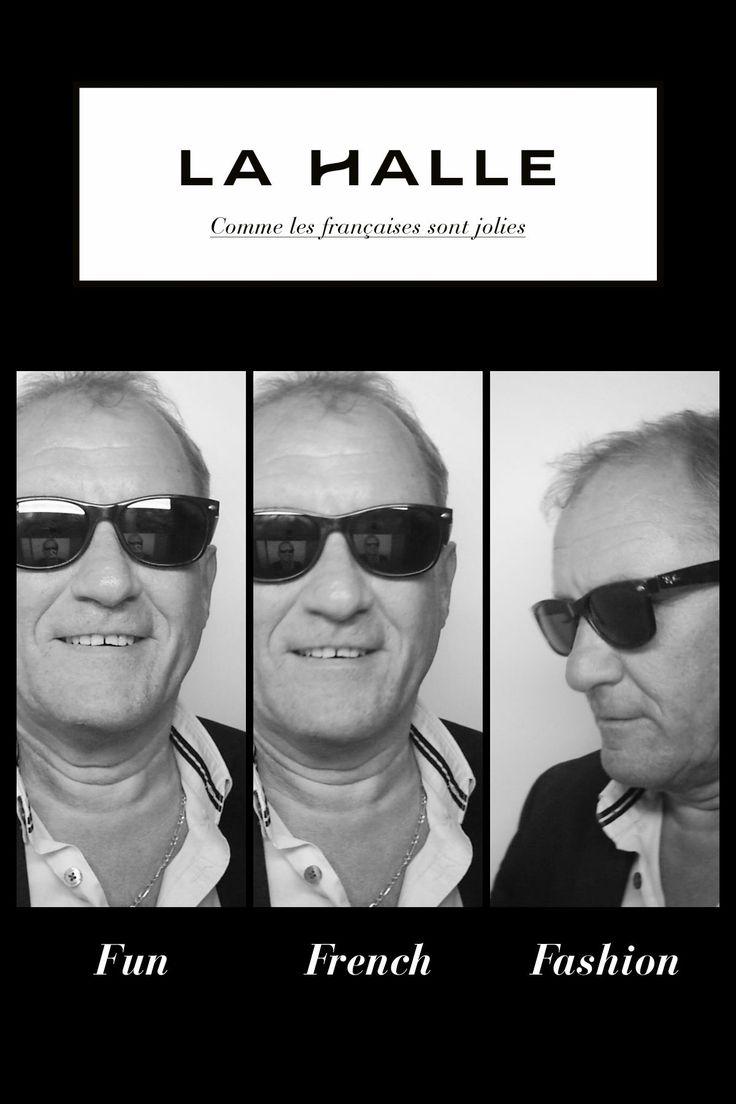 Ma photo dans la #Photocabine #LaHalle