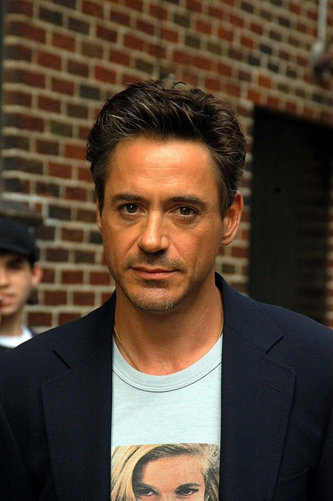 Robert Downey Jr.-- Sure glad he decided to get well and stick around.