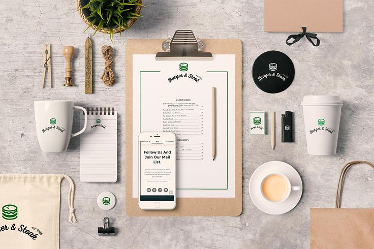 Mockup Zone – Free Branding / Stationery Hero Image 06