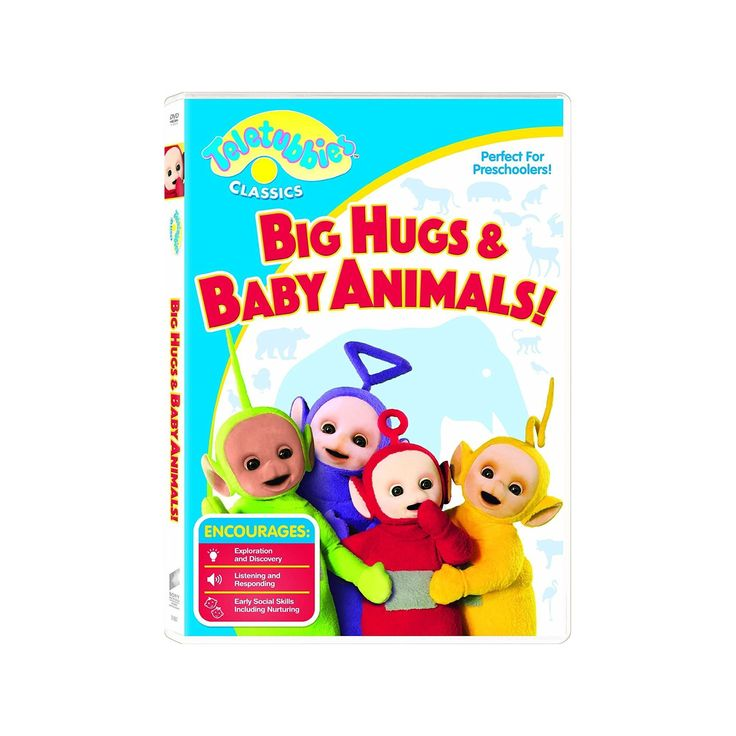 Teletubbies Classics: Big Hugs & Baby Animals! (Dvd)