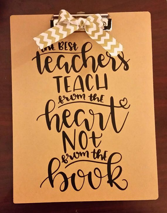 Check out this item in my Etsy shop https://www.etsy.com/listing/510098566/teacher-clipboard-teacher-gift