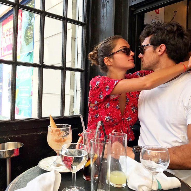 "1,815 likes, 11 comments – G A B R I E L L E (@gabriellecaunesil) on Instagram: ""In Paris, we like Parisian Riccar …"