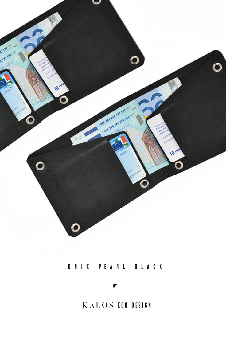 Handcrafted from real wood and leather scraps the, this wallet provides you with the confort you need without renouncing to any of the unique characteristics of wood. Open it up and you will find two card slots, along with a larger opening for paper currency and receipts.