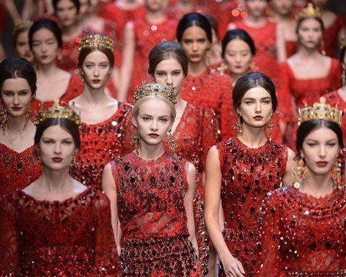 Dolce & Gabbana - inverno 2014