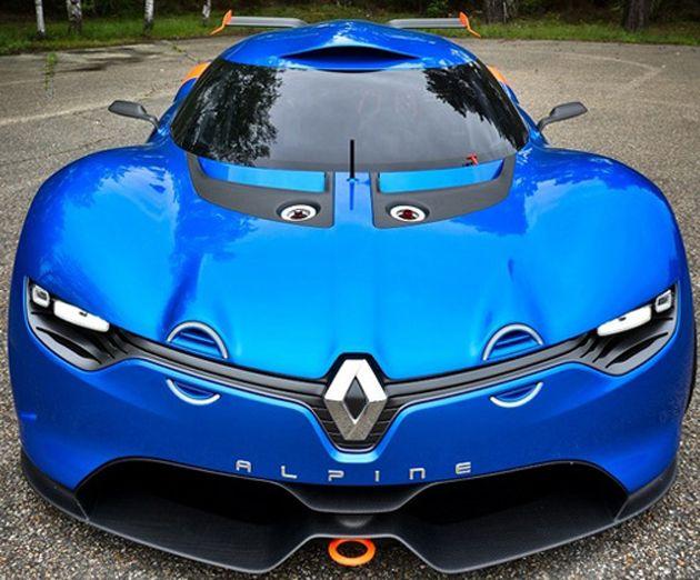 Reborn Renault Alpine