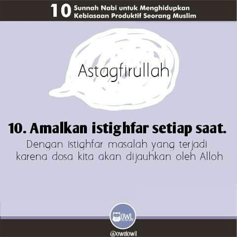 Sunnah nabi