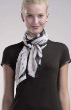 Link to Nordstrom blog - 4 scarves tied 16 ways