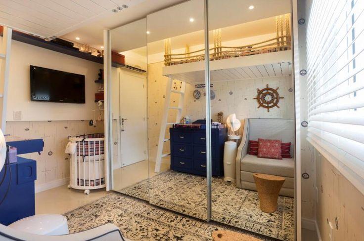 Apartamento Jurerê Internacional, Florianópolis, SC - Mariana Pesca Arquitetura)