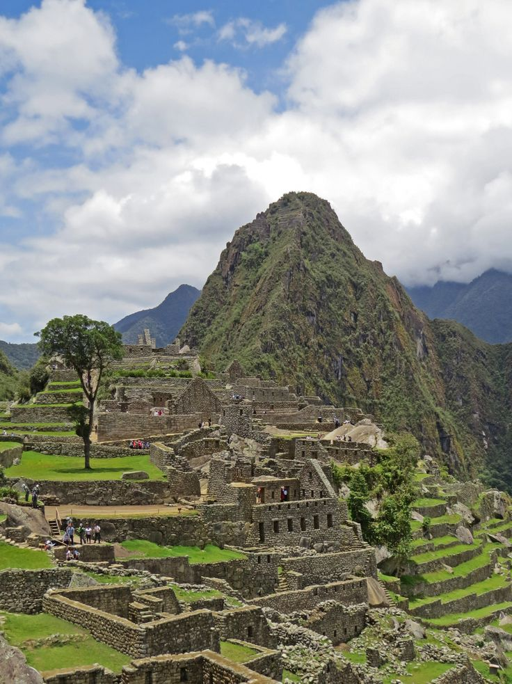 Machu Picchu near Cusco - Photo by David Craig, Group Escort