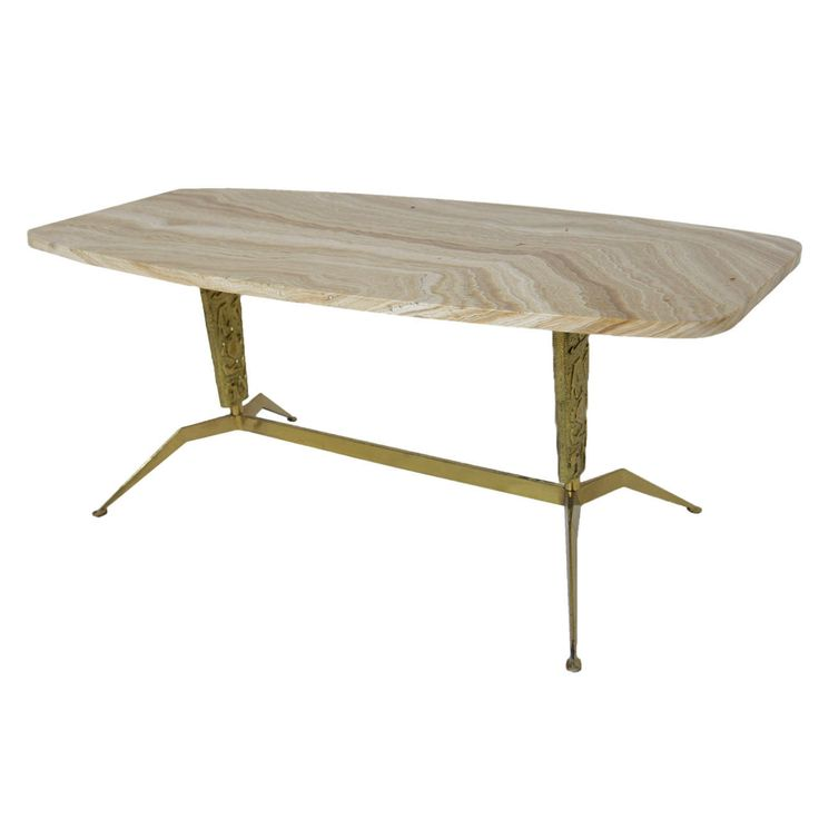 Wonderful Italian Coffee Table, 20th Century | From a unique collection of antique and modern coffee and cocktail tables at https://www.1stdibs.com/furniture/tables/coffee-tables-cocktail-tables/