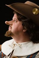 Watch Bob Jones University's --Cyrano de Bergerac on Livestream.com. Cyrano de Bergerac, by French poet-playwright Edmond Rostand, tells the story of a man who is both a skilled, courageous swordsman and an eloquent speaker and writer. Yet he has one flaw—his large nose.  Secretly in love with the beautiful Roxane but convinced that he is too ugly to win her love, Cyrano agrees to help the young nobleman Christian—who is handsome, but not quite bright—woo Roxane instead. Roxane falls in l...