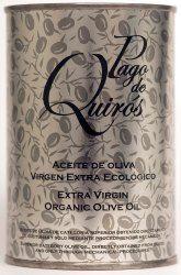 Aceite Oliva Virgen Extra Pago de Quirós (Toledo)