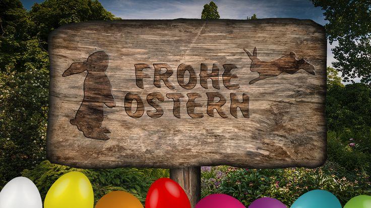 Frohe Ostern.  Buona Pasqua | Joyeuses Pâques | Happy Easter