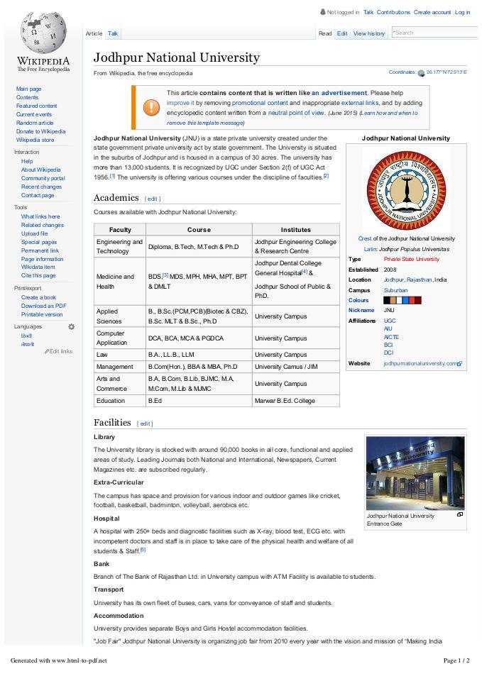 #KamalMehta #JodhpurNationalUniversity Get more information about Jodhpur National University at https://en.wikipedia.org/wiki/Jodhpur_National_University