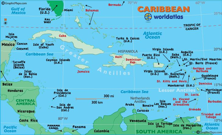 Caribbean Flags & Symbols By World Atlas Link: http://www.worldatlas.com/webimage/countrys/namerica/caribb/caribsymbols.htm