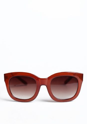 i have these sunglasses and get compliments on them all.the.time. $14 via threadsence