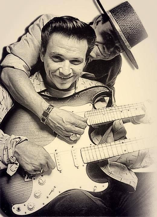 Stevie & Jimmie Vaughan