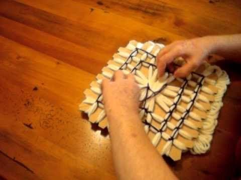 Butterfly Loom Magic Board ~ Pattern 2