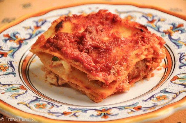 Lasagna Di Carnevale Angelina S Lasagna