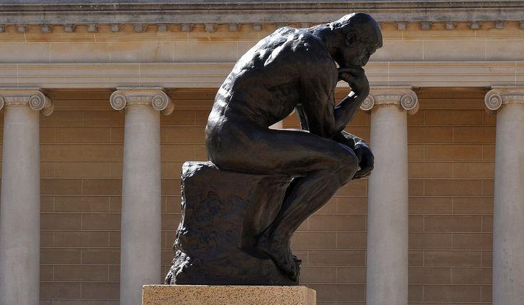 Il Pensatore, Rodin, Museo, Pensatore, Scultura, Famoso