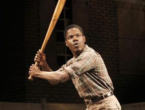 "Racism, baseball central themes in August Wilson's Pulitzer Prize-winning play, ""Fences,"" running at Seattle Repertory Theater through Sunday."
