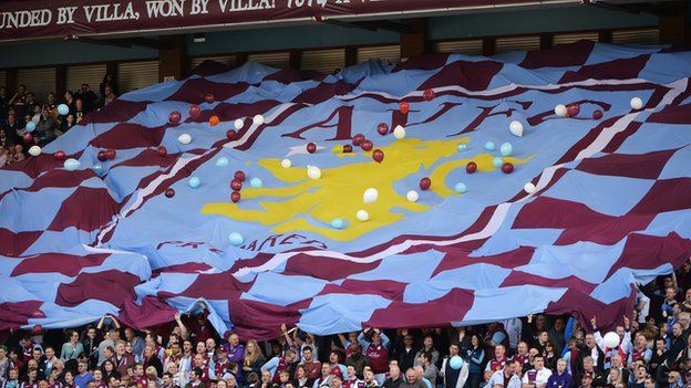 Aston Villa: Owner Randy Lerner puts club up for sale