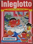 Sesamstraat Inleg lotto puzzel Jumbo