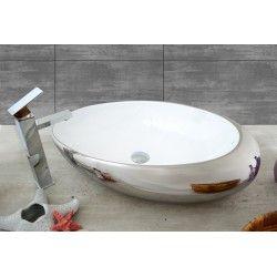 Roxy Silver Bathroom Sink