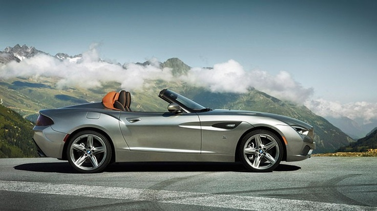 BMW Zagato one-off Coupe turns into a Roadster for Pebble BeachLuxury Cars, 2012 Bmw, Bmw Z4, Bmw Zagato, Zagato Coupé, Exotic Cars, Beautiful Bmw, Dreams Cars, Zagato Roadster