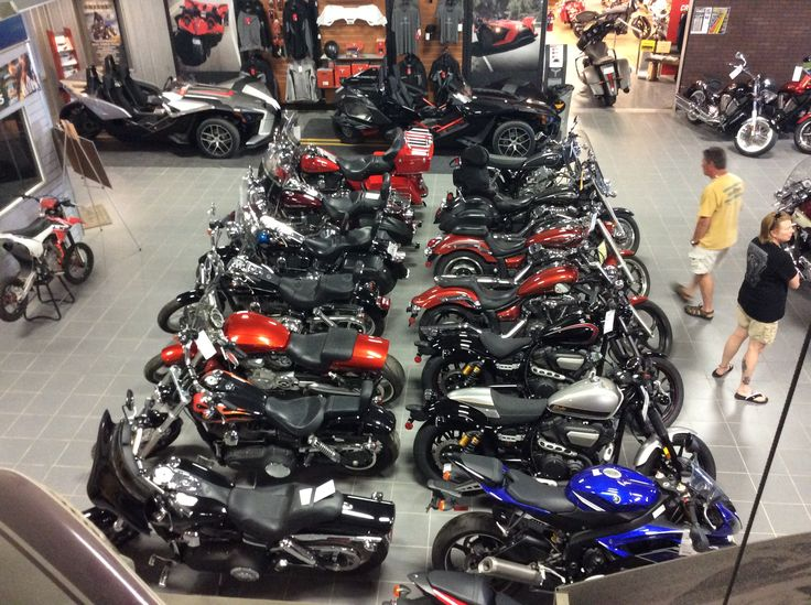 Lots of new and used bikes in stock. Used bikes, Bike