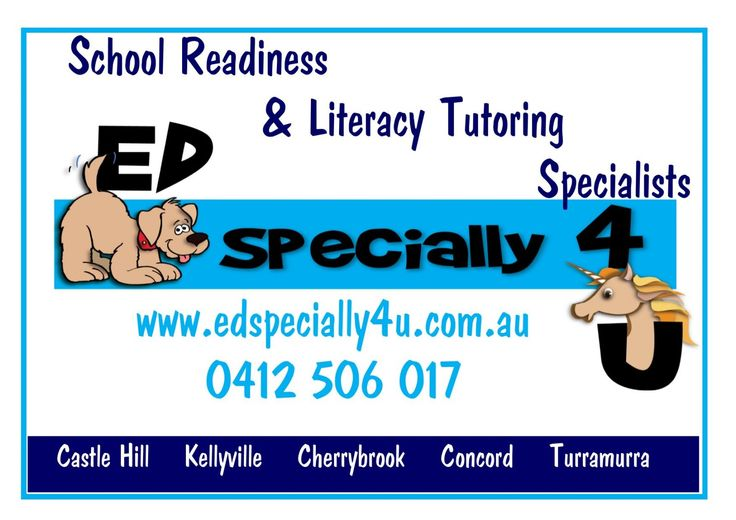School Readiness and Literacy Tutoring