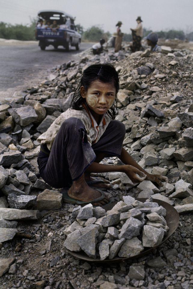 Stolen Childhood, Burma