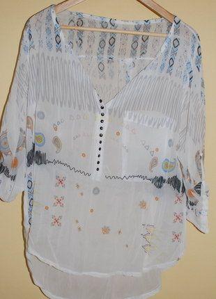 Kupuj mé předměty na #vinted http://www.vinted.cz/damske-obleceni/tuniky/15744109-krasna-tunika-indiansky-vzor