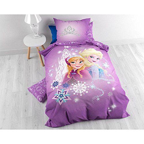 """Bettwäsche für Kinder """"Die Eiskönigin"""""""